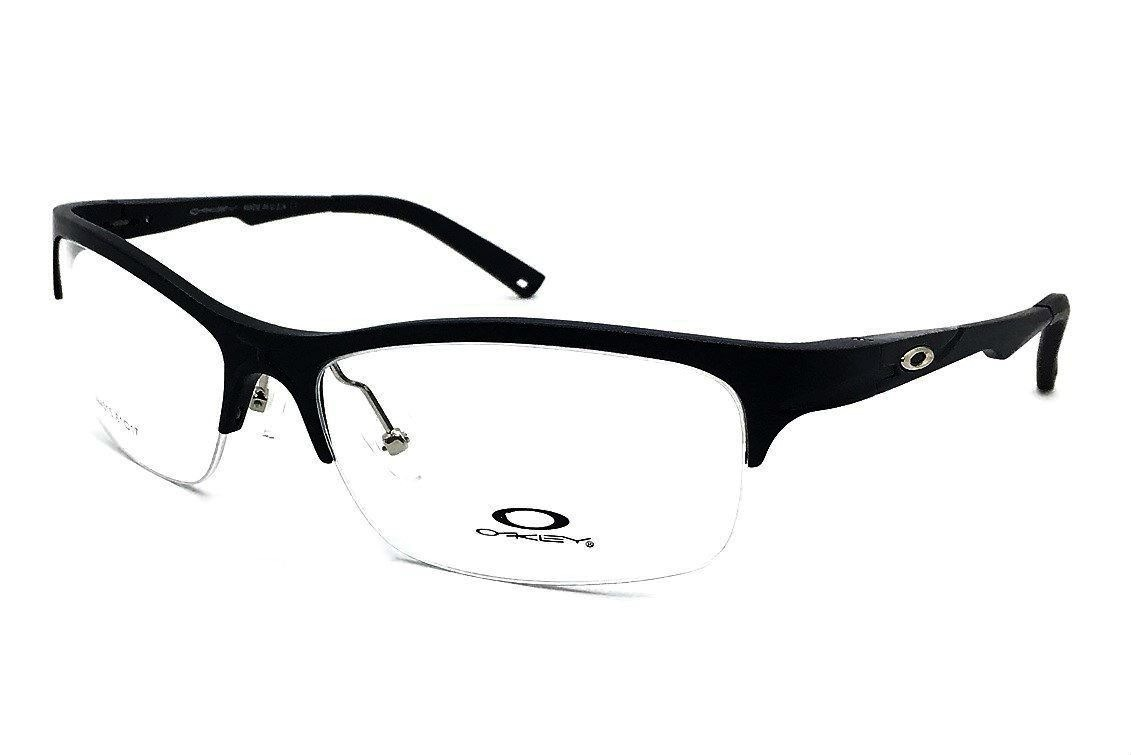 ce443a30fda95 armação p  oculos de grau meio aro oa4015 masculino + case. Carregando zoom.