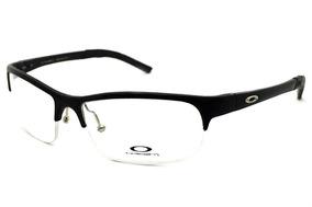 5b0c0ff63 Simbolo Da Oakley Em Titanium - Óculos no Mercado Livre Brasil