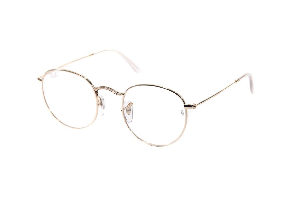 548e686116bbb Armação P  Óculos De Grau Round Metal 3447 Redondo Vintage - R  69 ...