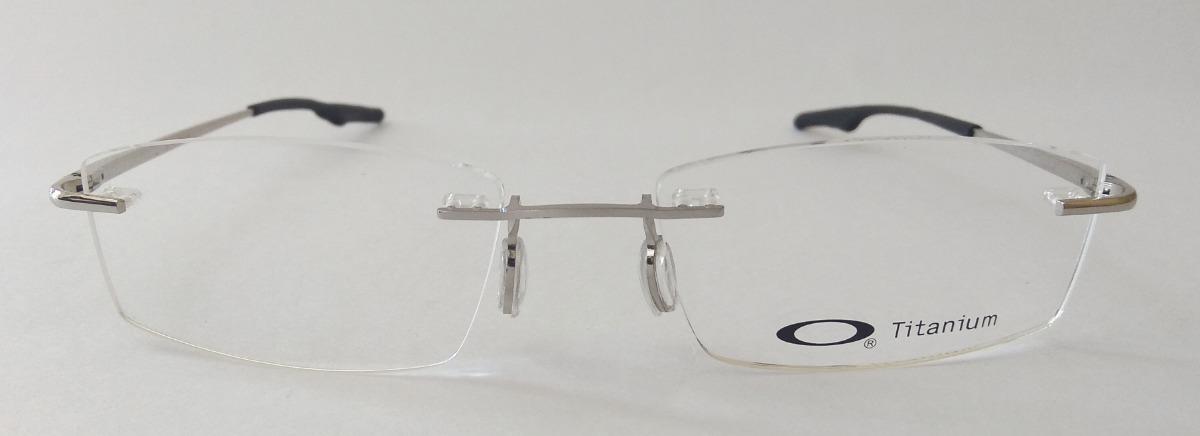 083cc8773 armação p oculos de grau titanium original super leve. Carregando zoom.