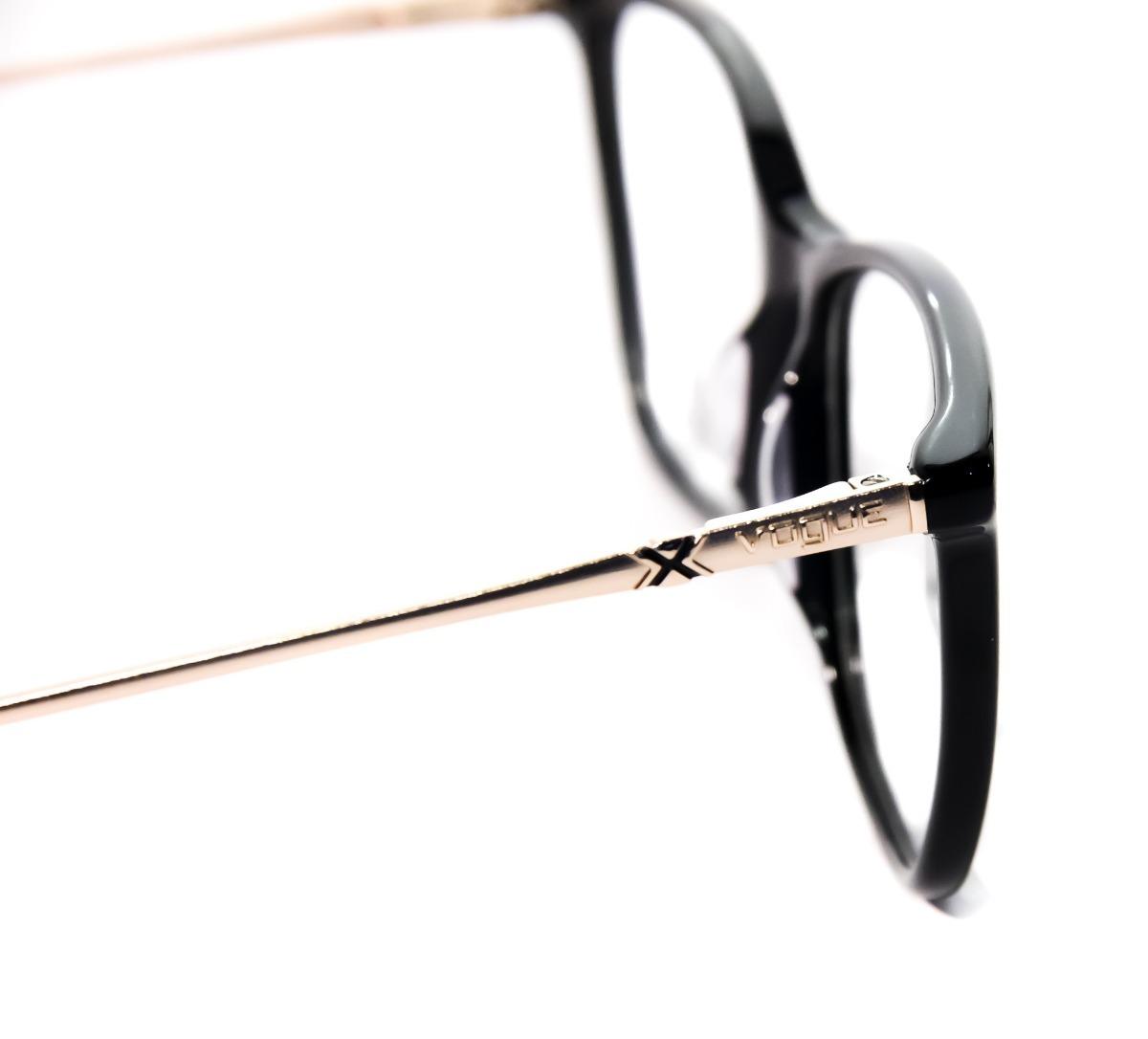 82f2f30d402df armação p  óculos de grau vogue 5030 feminino acetato origin. Carregando  zoom.