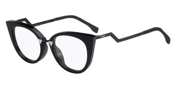 Armação Para Grau De Grau Oculos Fendi Orchidea Ff0118 s - R  120,00 ... 07030d04f4