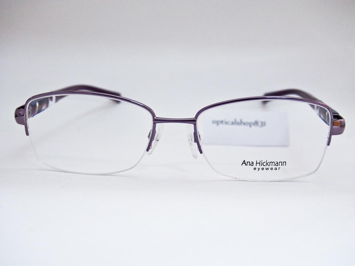 armação para óculos ana hickmann duo fashion ah1321 orig nfe. Carregando  zoom. b0634b7467