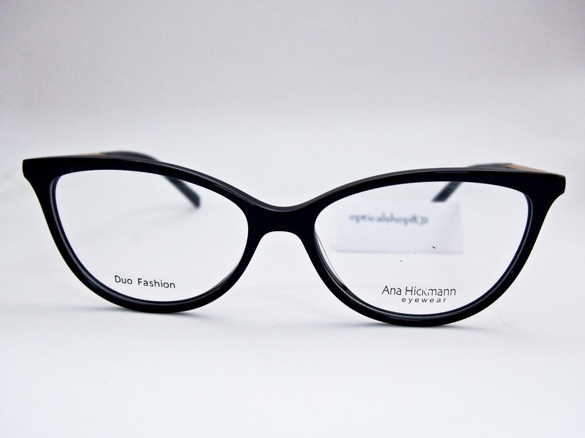 armação para óculos ana hickmann duo fashion ah6242 orig nfe. Carregando  zoom. 7e59a61e9a