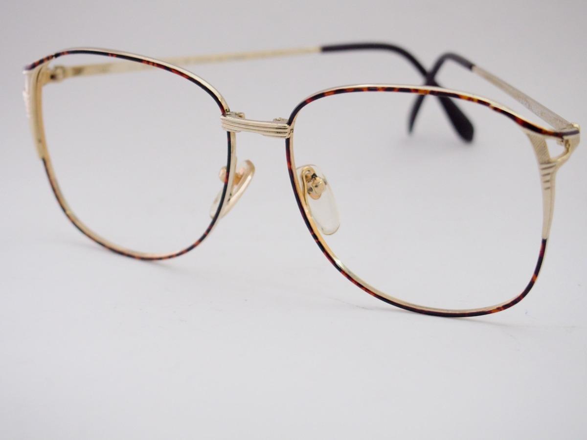 Armação Para Óculos Candice Marrom Retro Vintage Feminina - R  58,00 ... 0d12956d76