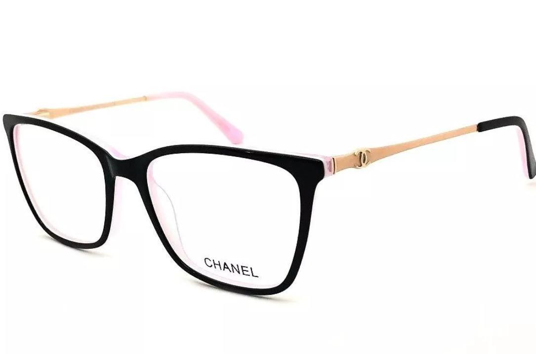 Armação Para Óculos Coco Chanel Ch3221 - R  120,00 em Mercado Livre 78150fd0b0