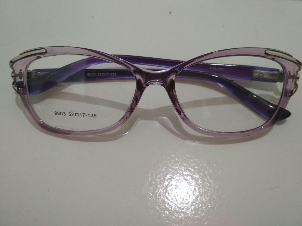 5baf49ec6d Armação Para Óculos (colocamos Grau Lente Kodak + Ar) - R$ 350,00 em ...
