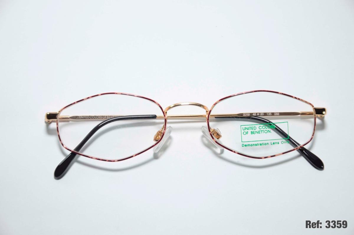 5ae00c398 Armação Para Óculos De Grau - Benetton - R$ 84,90 em Mercado Livre