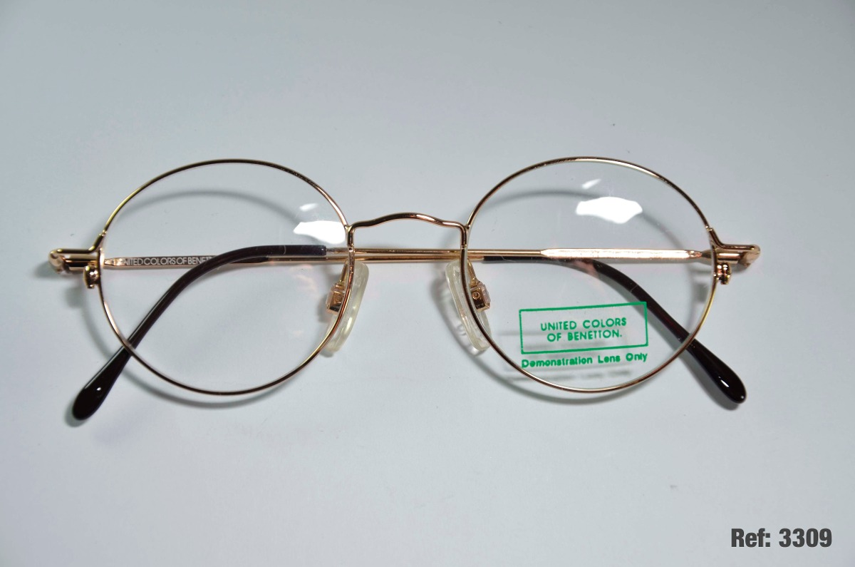 bcd974b8e armação para óculos de grau - benetton - ref: 3309. Carregando zoom.