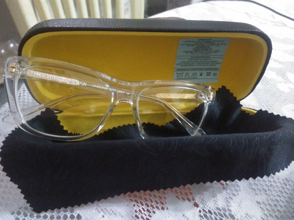 18e08bc61 Armação Para Óculos De Grau Chilli Beans - R$ 100,00 em Mercado Livre