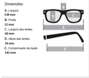 Armação Para Óculos De Grau Estilo Olhar De Gatinho 4 Eyes - R  101 ... 1f1883c0dc
