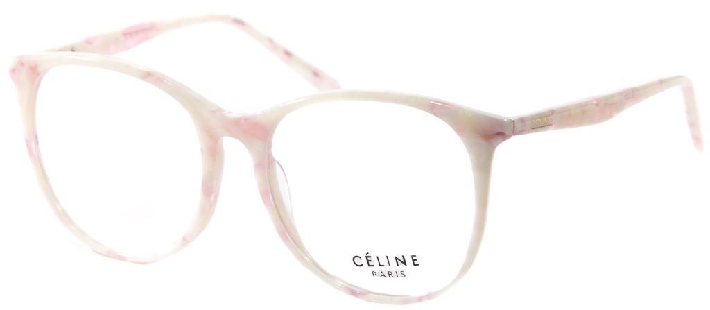 ce58243f2e4 armação para óculos de grau feminina céline grande original. Carregando  zoom.