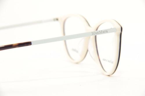 armação para óculos de grau feminina max mara