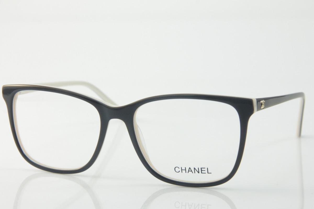 Armação Para Óculos De Grau Feminino Chanel 3341 - R  79,00 em ... 99fd6f13b3