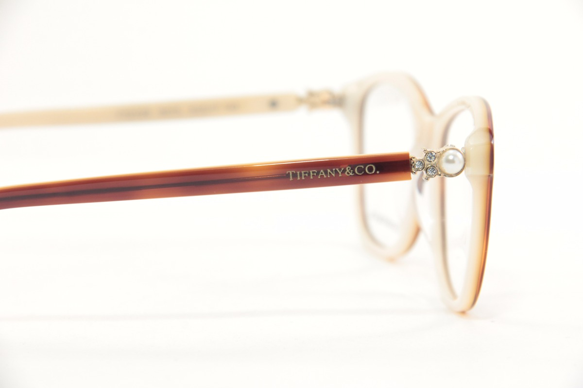 e49c6a225 armação para óculos de grau feminino tiffany & co. 2109. Carregando zoom.