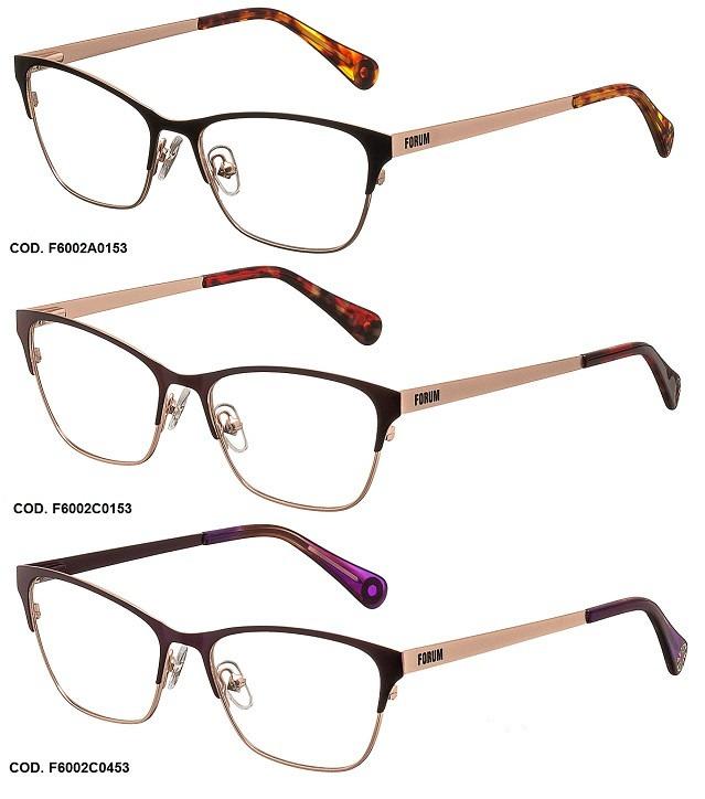 d41de505a213f Armação Para Oculos De Grau Forum F6002 - Garantia - R  249