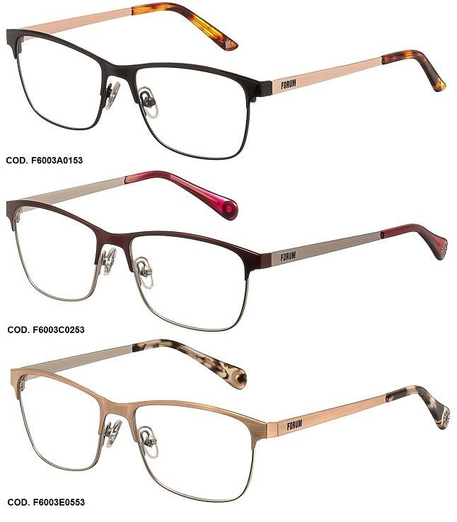 61e88c17ca1e2 Armação Para Oculos De Grau Forum F6003 - Garantia - R  249