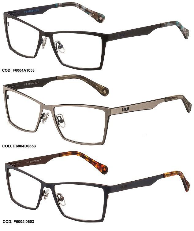 d6cdc34c2dbac Armação Para Oculos De Grau Forum F6004 - Garantia - R  249