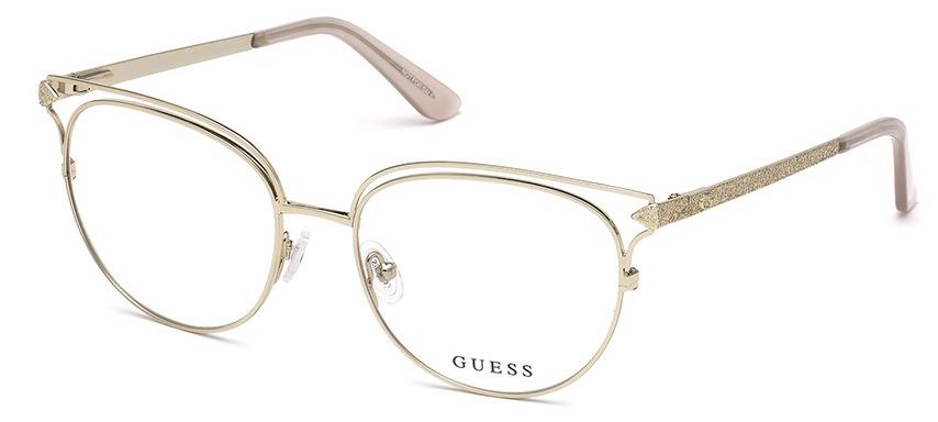 47c8725dd Armação Para Óculos De Grau Guess Gu2686 - R$ 648,00 em Mercado Livre
