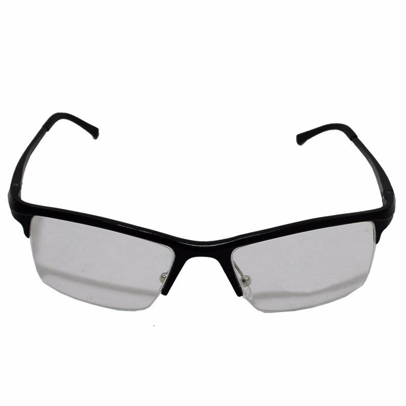 fc810e5e8045b armação para óculos de grau haste metal e borracha. Carregando zoom.