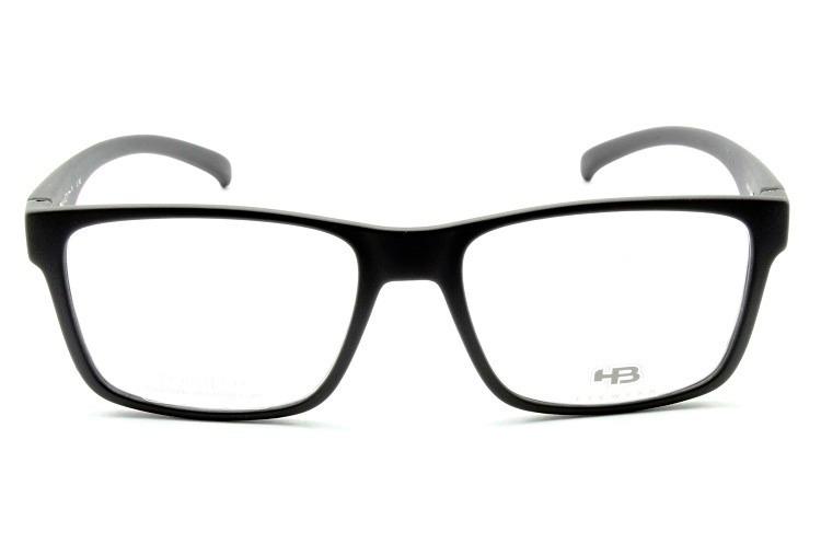 Armação Para Óculos De Grau Hb 9310876233 - Frete Grátis - R  270,00 ... aa5930d22b