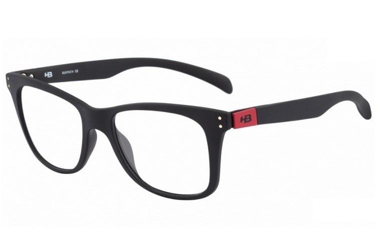 Armação Para Óculos De Grau Hb Land Shark 2 - R  289,00 em Mercado Livre 3fa67d9c43