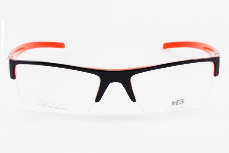 Armação Para Óculos De Grau Hb Polytech M 93015 - R  199,00 em ... 9d8105be9c