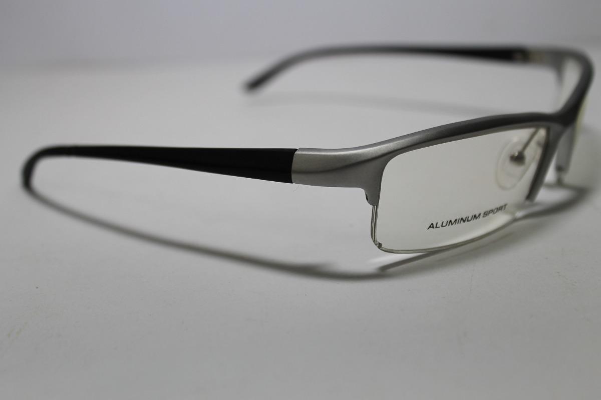 7d72b5b564bf5 Armação Para Óculos De Grau Masculino Frete Grátis - R  68,00 em ...