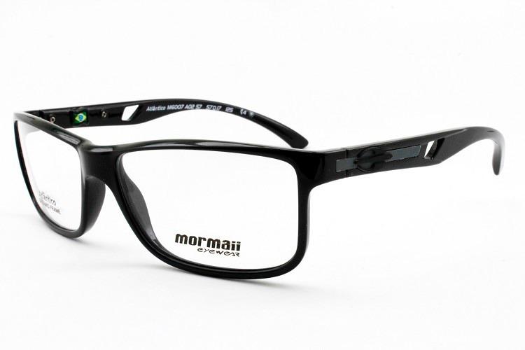6d04fff2c Armação Para Oculos De Grau Mormaii Atlantico M6007 A02 57 - R$ 199 ...