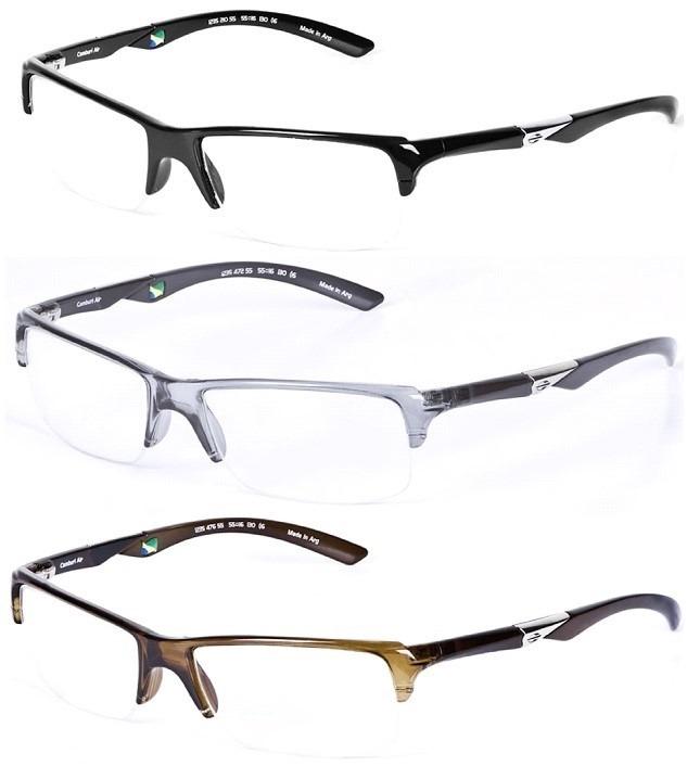 61c147bc686c1 Armação Para Oculos De Grau Mormaii Camburi Air - Garantia - R  244 ...