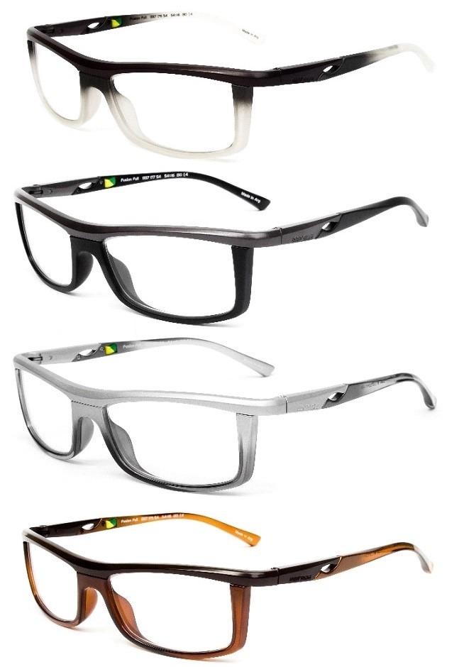 b5ddd733bb4c0 armação para oculos de grau mormaii fusion full - garantia. Carregando zoom.