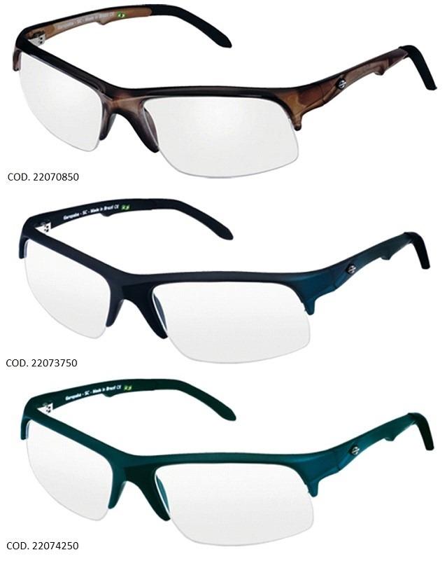 6cd3292762074 armação para oculos de grau mormaii itapuã 1 - garantia. Carregando zoom.