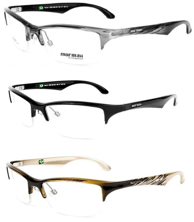 Armação Para Oculos De Grau Mormaii Maral - Garantia Fabrica - R ... 8173d1af3e