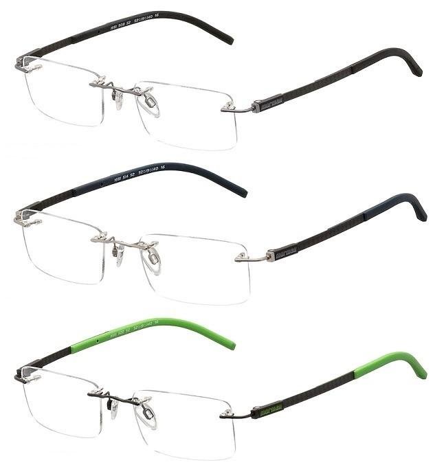 66b2e89283f4c Armação Para Oculos De Grau Mormaii Mo1681 Fibra De Carbono - R  299 ...