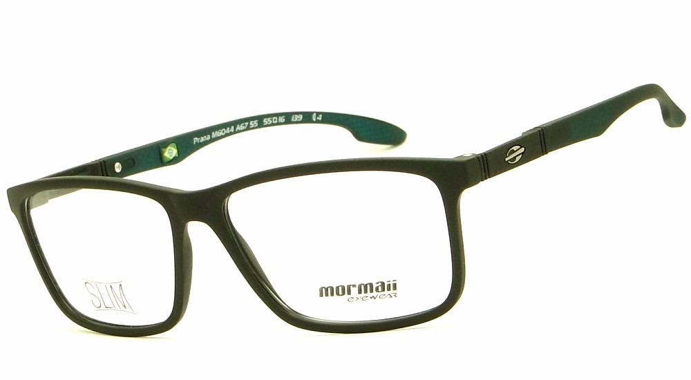 dcd507ee1bcaf armação para óculos de grau mormaii prana m6044 masculina. Carregando zoom.