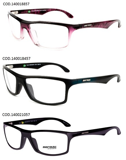 Armação Para Oculos De Grau Mormaii Terral - Frete Gratis - R  269 ... 4843514b52