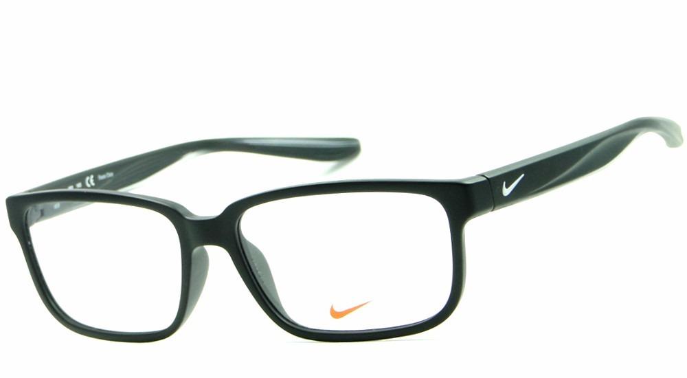4e8a9d3949c6d armação para óculos de grau nike 7102 002 masculina original. Carregando  zoom.