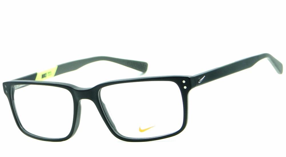 7565759469072 armação para óculos de grau nike 7240 001 masculina original. Carregando  zoom.