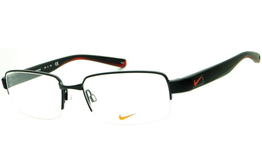 05e5d393b6e00 armação para óculos de grau nike 8169 masculina original. Carregando zoom.