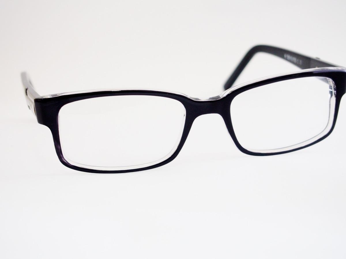 1621915477aa7 armação para óculos de grau nysell acetato preto retangular. Carregando  zoom.