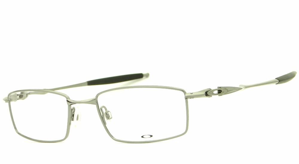 c02e52a6a99ee armação para óculos de grau oakley ox 3132l 0451 masculina. Carregando zoom.