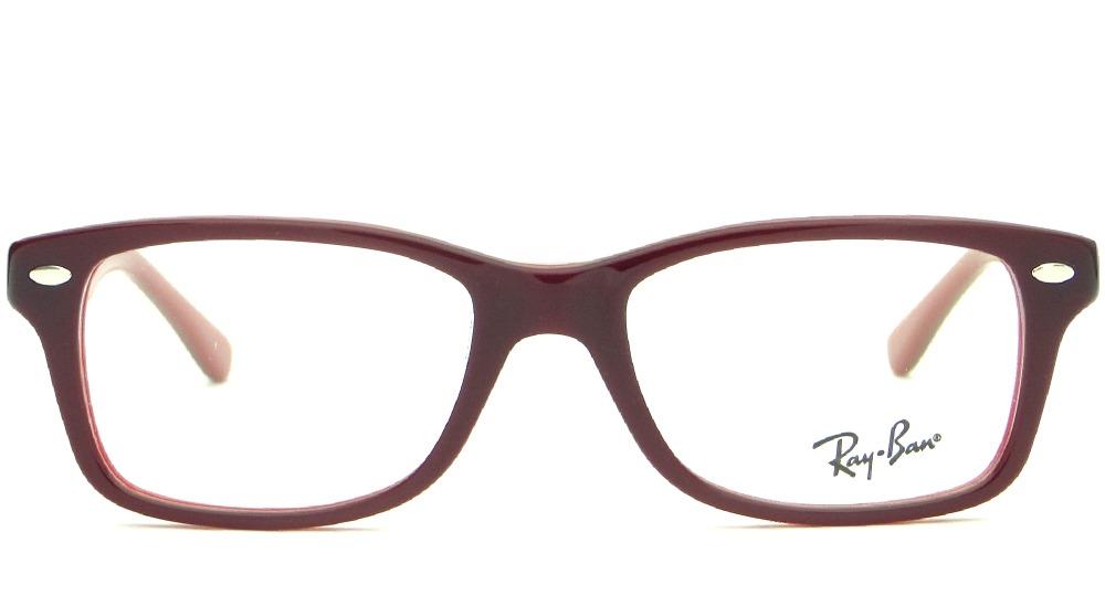 19f9822f4 armação para óculos de grau ray ban junior rb 1531 feminina. Carregando  zoom.