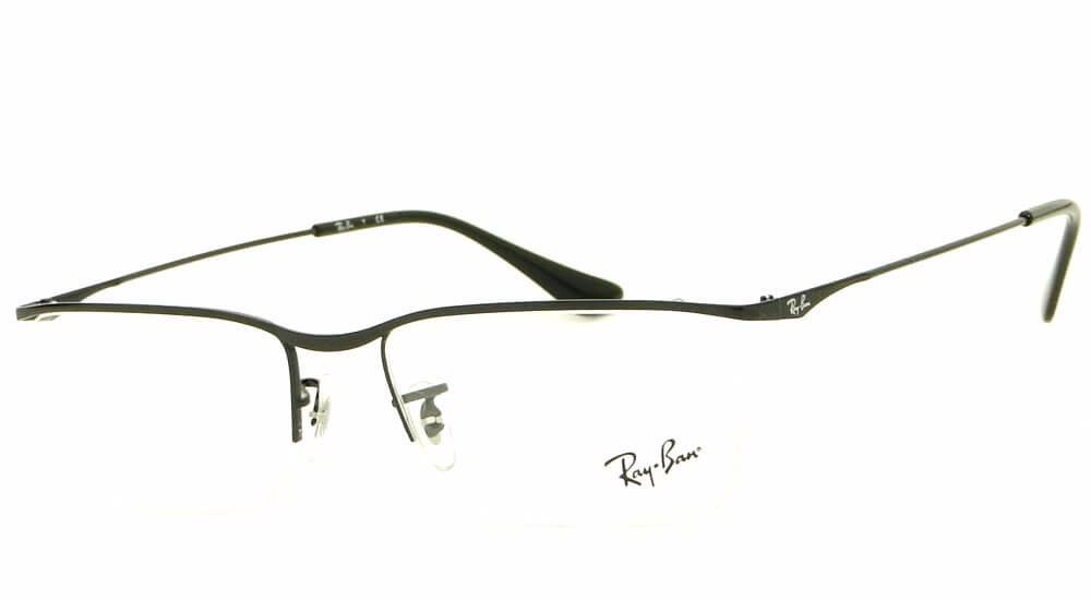 230fb50f8 armação para óculos de grau ray ban rb 6370 2509 masculina. Carregando zoom.