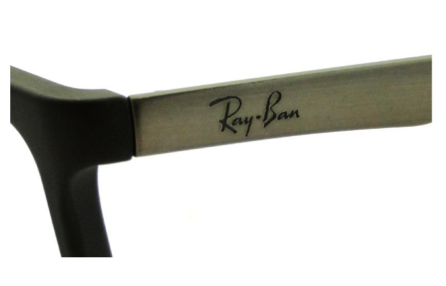 armação para óculos de grau ray ban rb 7026l masculino. Carregando zoom. 45d23f3426