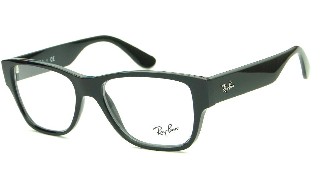 89f7ff6e4af57 armação para óculos de grau ray ban rb 7028 retrô masculina. Carregando  zoom.