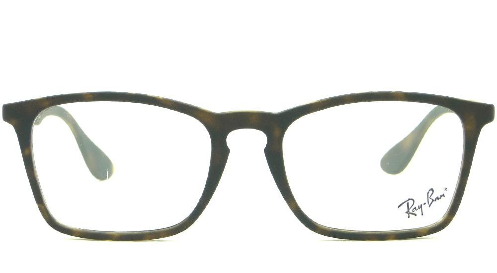armação para óculos de grau ray ban rb 7045l chris original. Carregando  zoom. a9edb0aecb