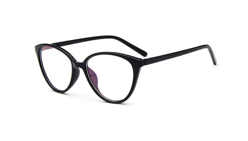 0d9ba6807e12a armação para óculos de grau retrô vintage quadrado gatinho. Carregando zoom.