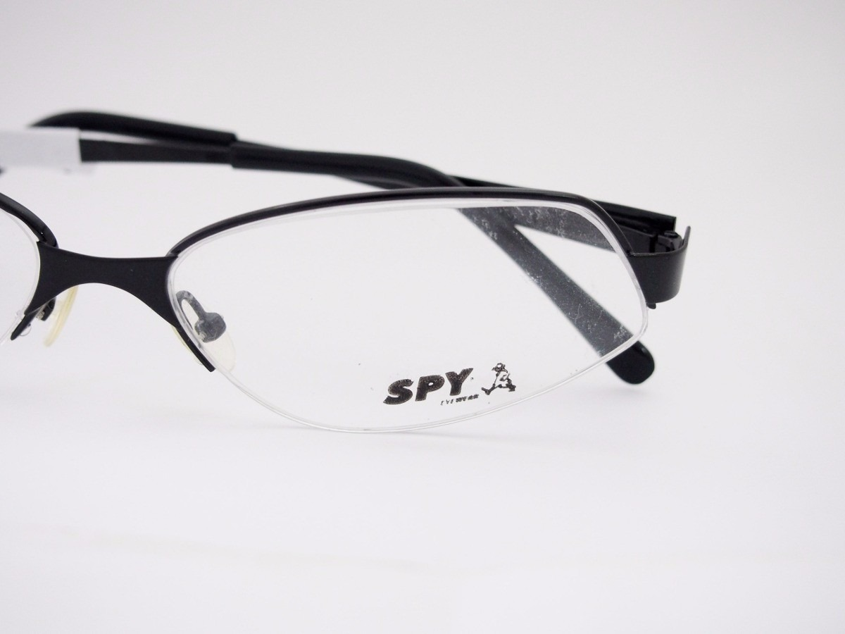 52dc4592fc669 armação para óculos de grau spy esportivo preto. Carregando zoom.