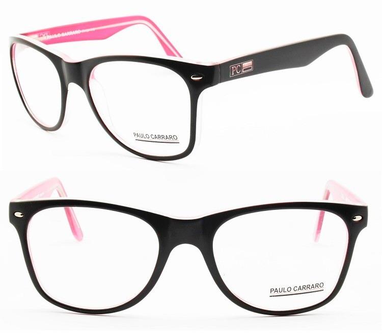 Armação Para Óculos De Grau Tamanho Grande - 6015 - R  179,90 em 19e9c582f6