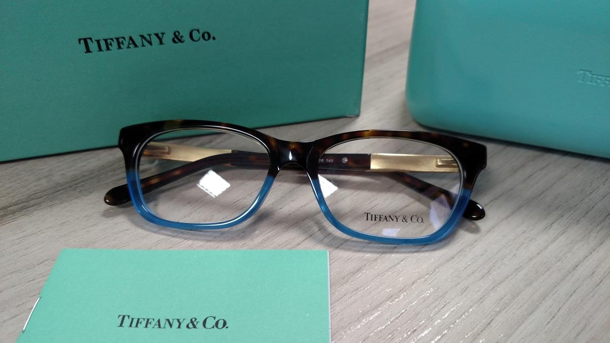 armação para óculos de grau tiffany tf9908 azul frete grátis. Carregando  zoom. 6a6adb2196